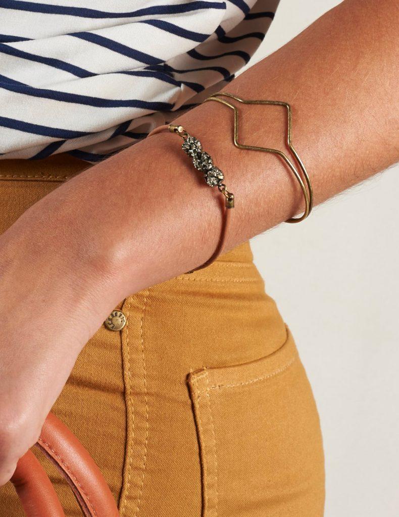 Via Mia: detalhe de pulseira